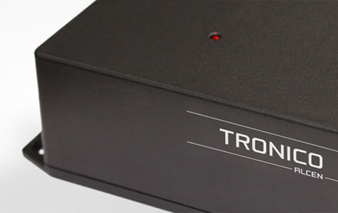 TRONICO's innovative solutions and products for the industry sector