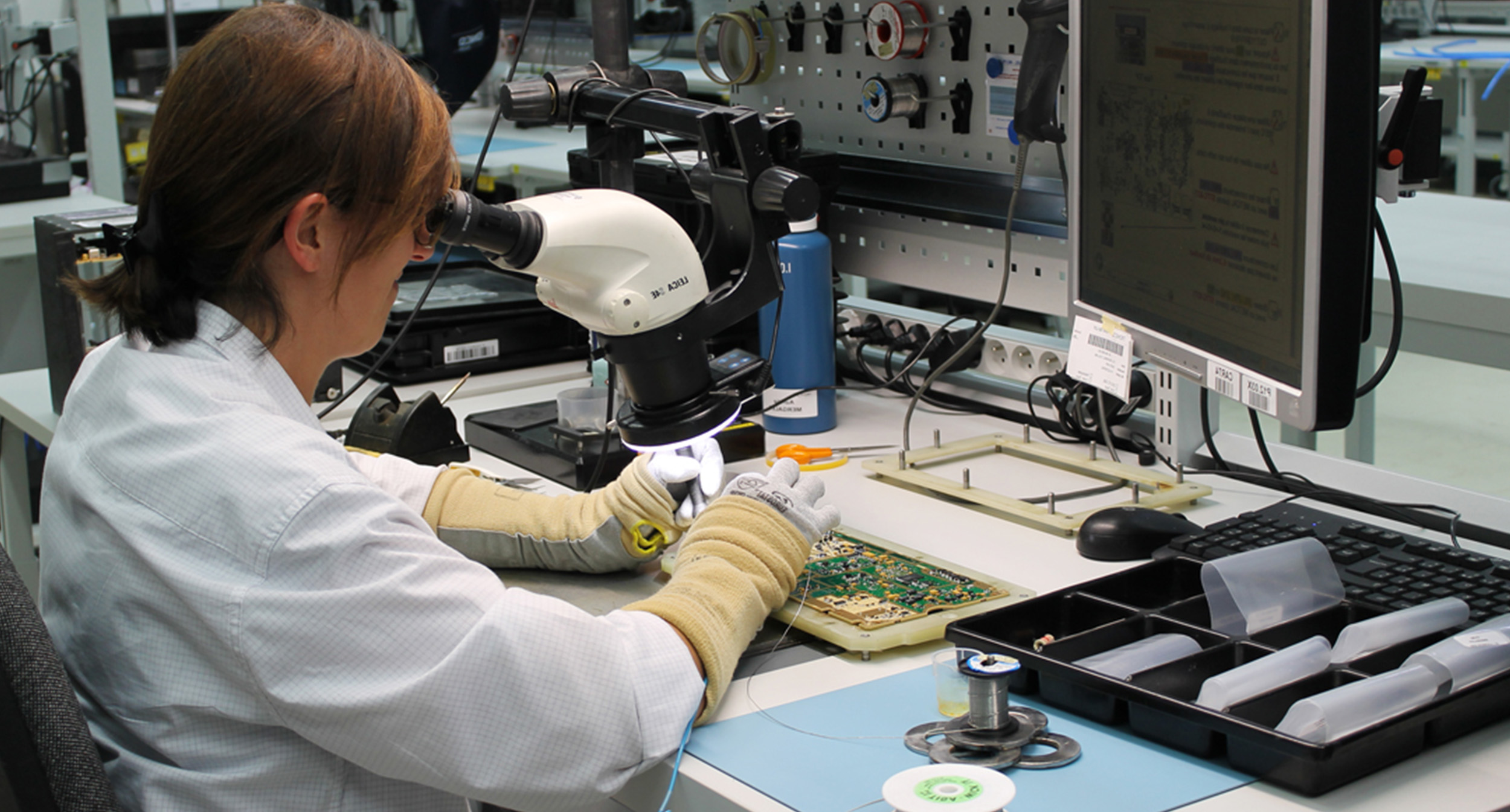 TRONICO recrute des postes d'opérateurs de fabrication